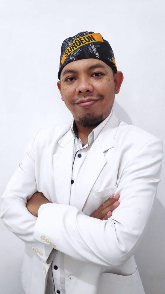 dr. Rakhman Wahyudi Mulyo, Sp.B